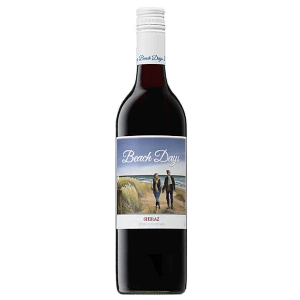 Beach Days Shiraz 750ml