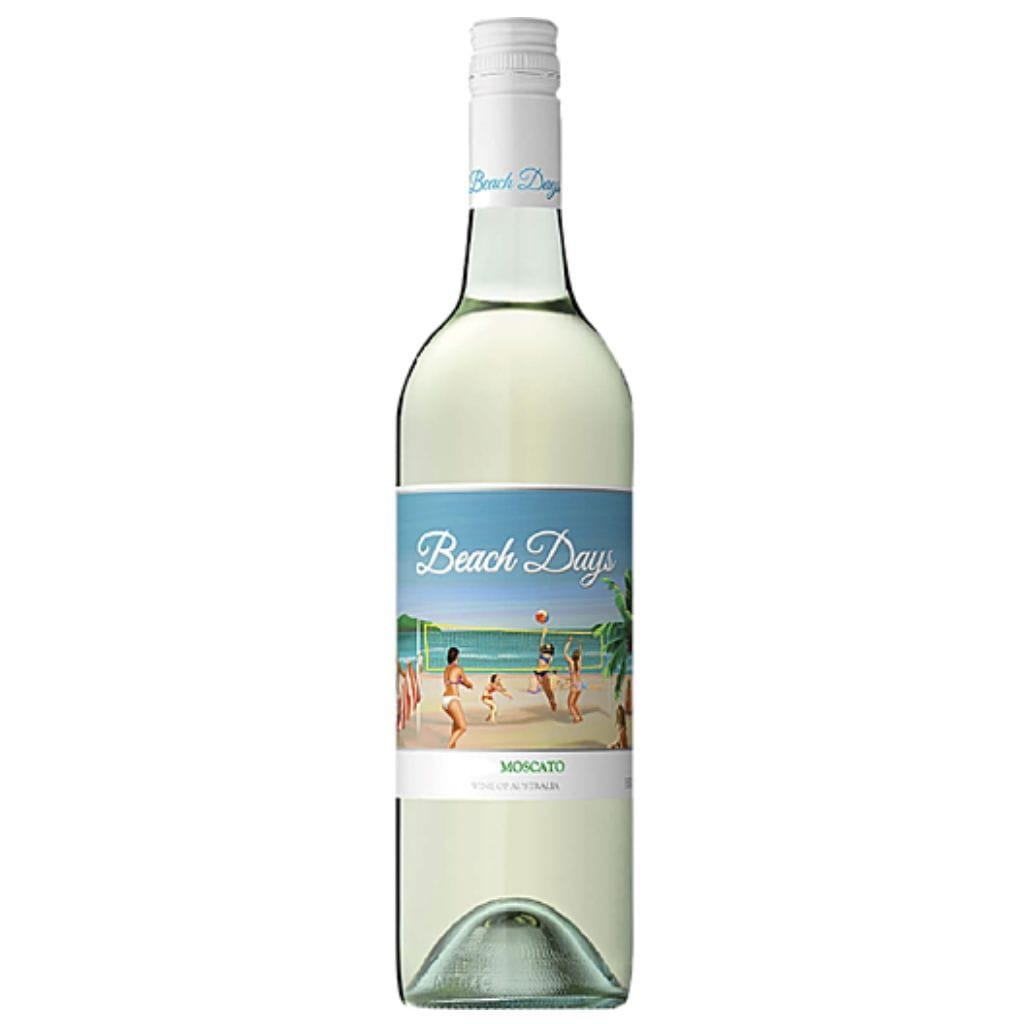 Beach Days Moscato 6% 750ml