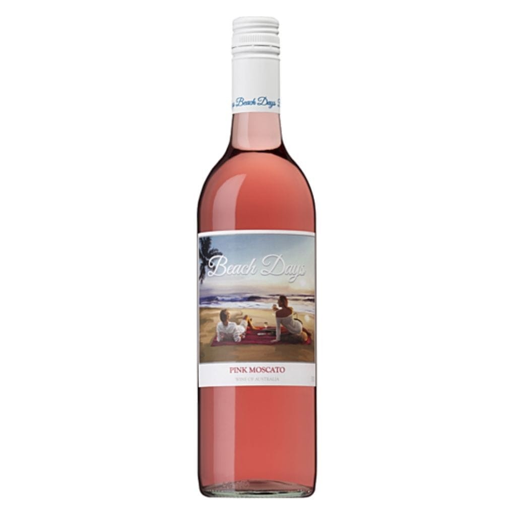Beach Days Pink Moscato 8% 750ml