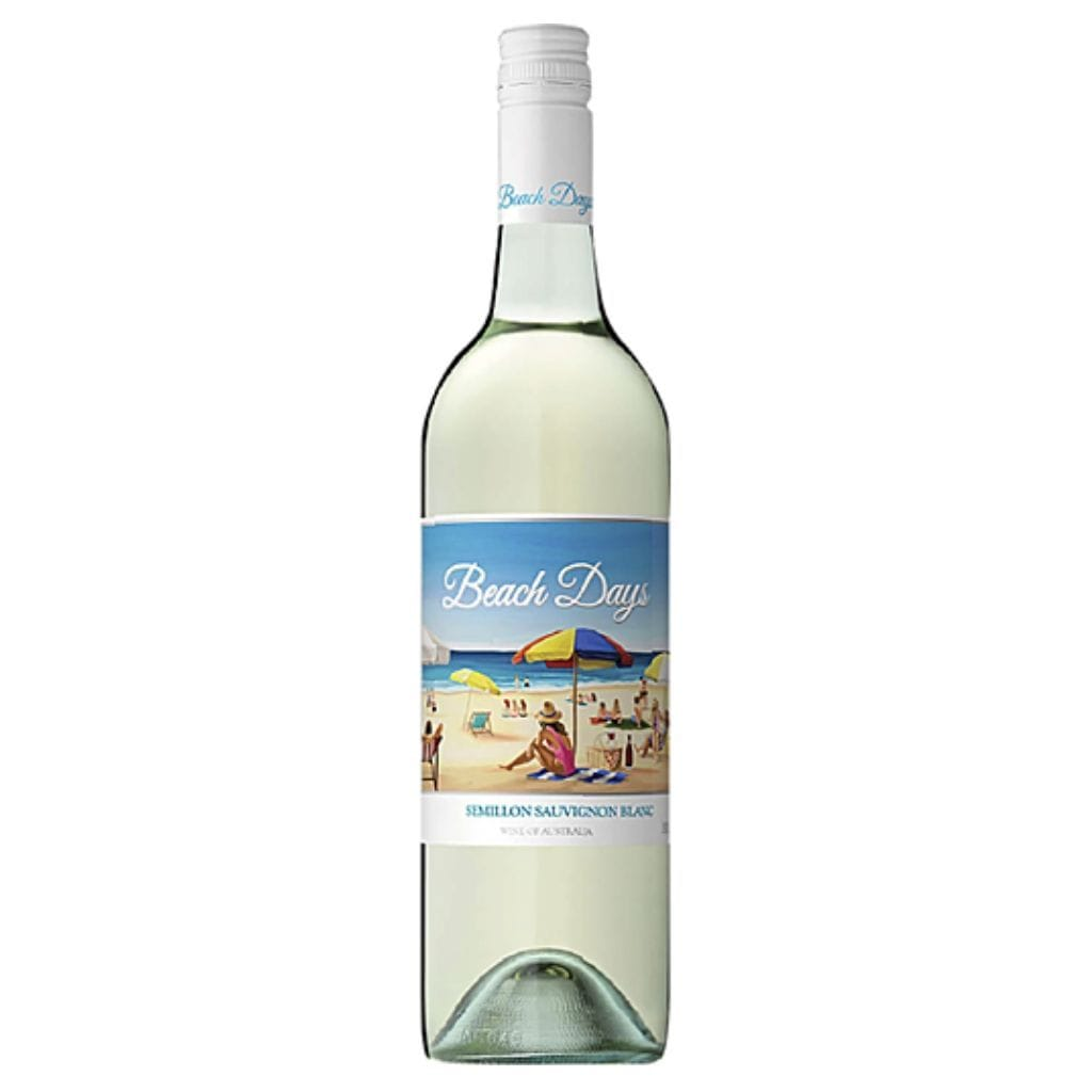 Beach Days Semillon Sauvignon Blanc 11.5% 750ml