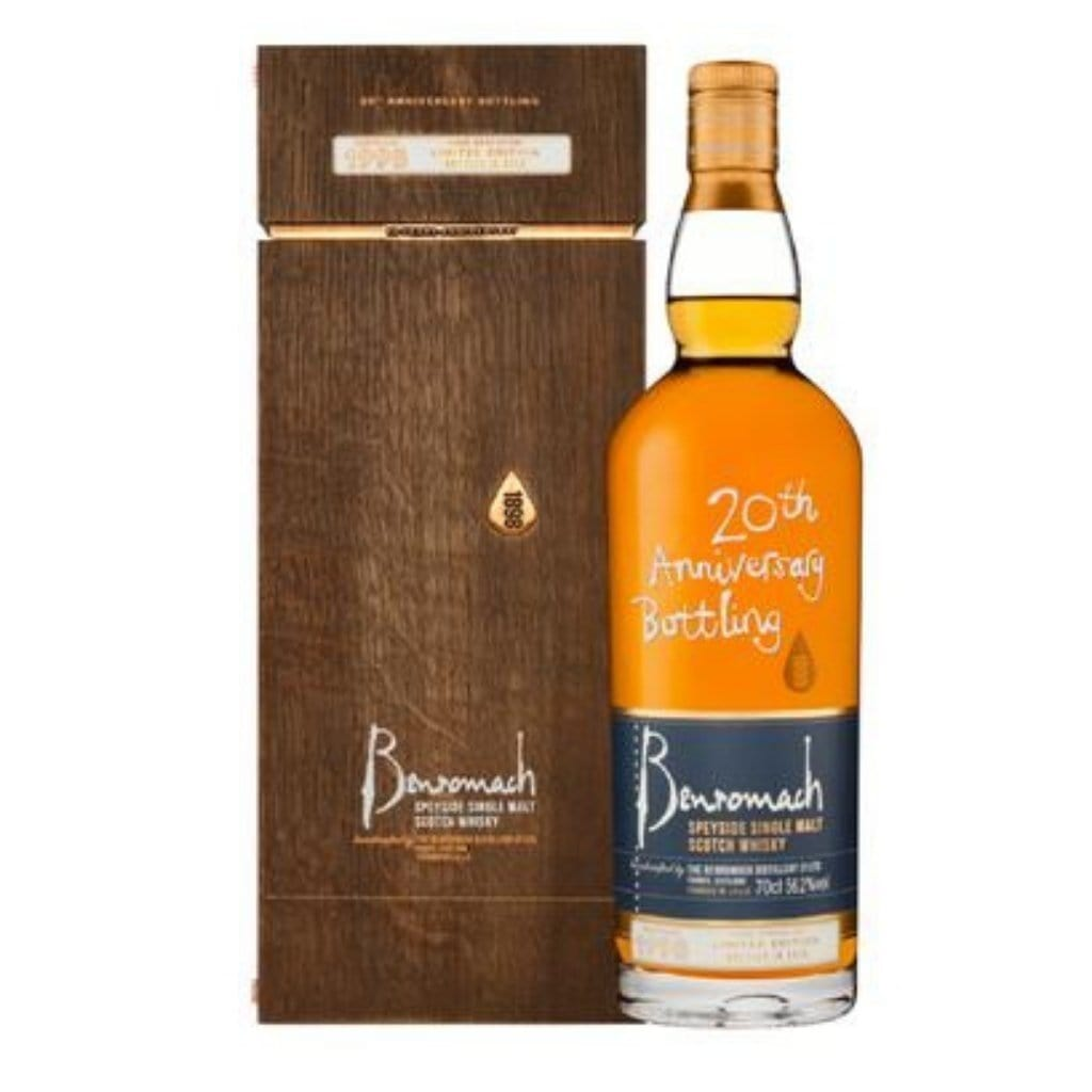 Benromach, Heritage, 20th Anniversary 1998 56.2% 700ml