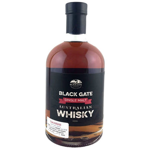 Black Gate BG054 Peated Single Malt 63.7% 500ml