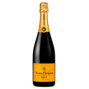Personalised Veuve Clicquot Yellow Label 750ml