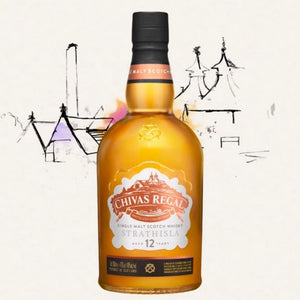 Chivas Regal Single Malt 12 Year Old 40% 700 ml by Strathisla distillery
