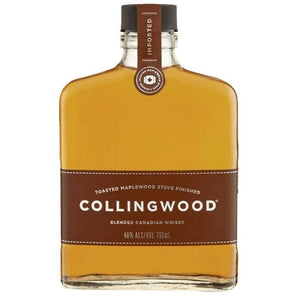 Personalised Collingwood Canadian Whisky 40% 750ml