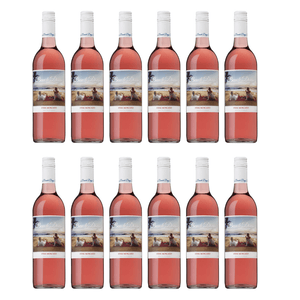 Beach days pink Moscato 12 pack