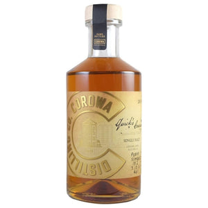 Corowa Distilling Co. Quick's Courage Single Malt 46% 500ml