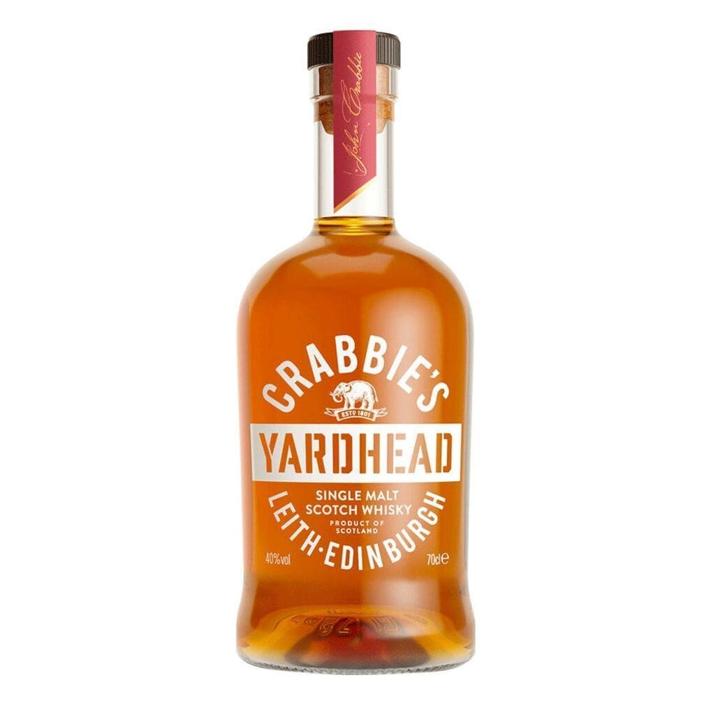 Crabbies Yardhead Single Malt 40% 700ml