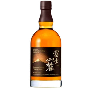 Fuji Sanroku Signature Blend Whisky 50% 700ml