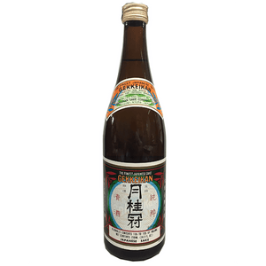 Gekkeikan Traditional Sake 15.6% 720ml