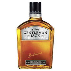 Personalised Jack Daniel's Gentleman Jack Bottle 40% 700ml