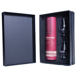 GlenDronach 12 Yr Old Gift Box includes 2 Glencairn Glasses