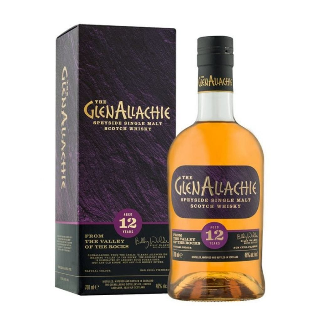 GlenAllachie 12-Year-Old 46% 700 ml
