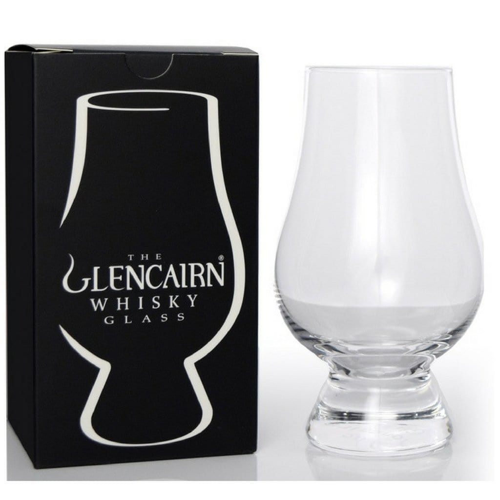 Glencairn Crystal Whisky Glass - Single Box