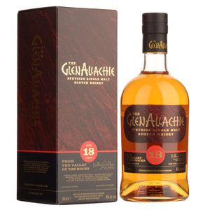 GlenAllachie 18-Year-Old 46% 700 ml