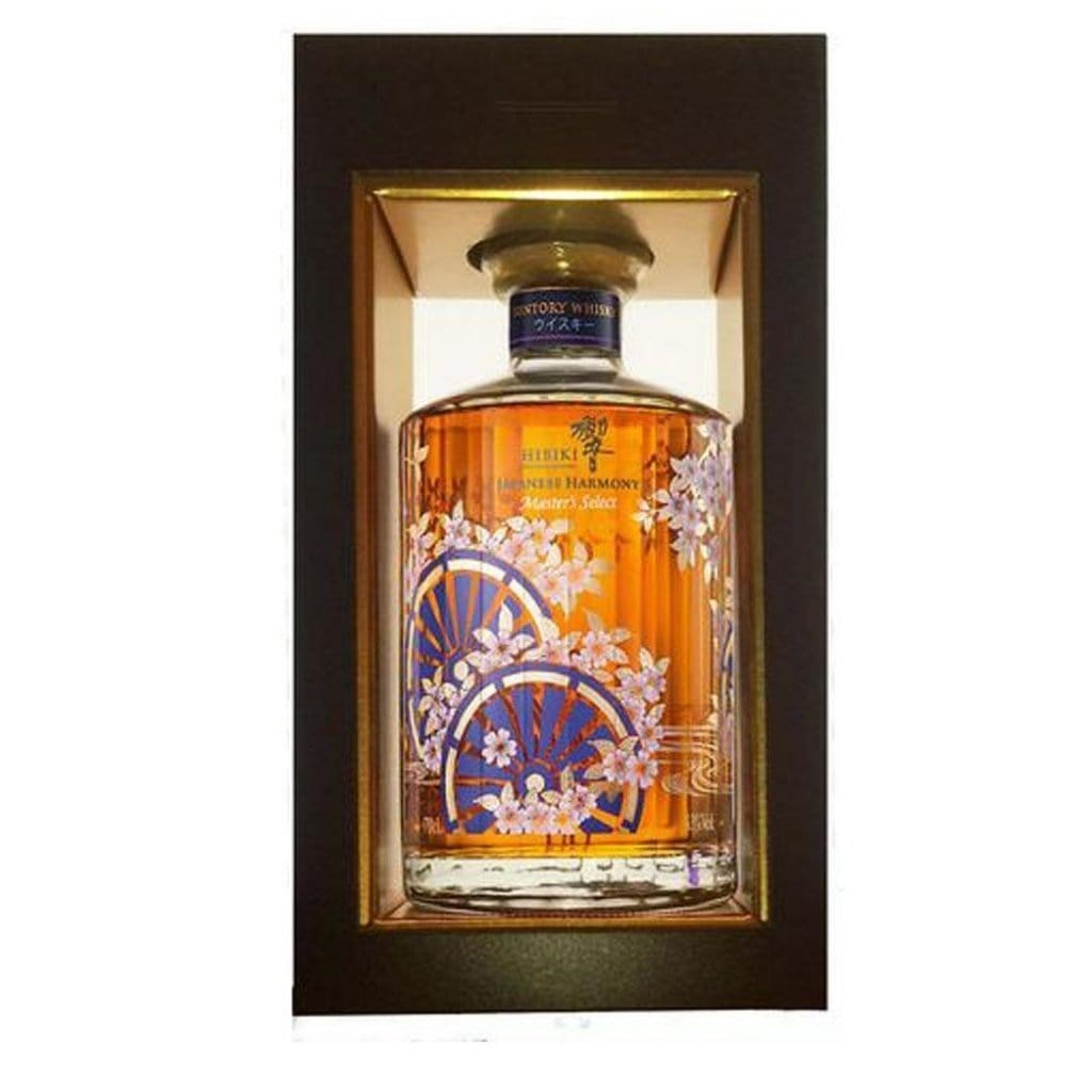Suntory Hibiki Master's Select Limited Edition 43% 700ml