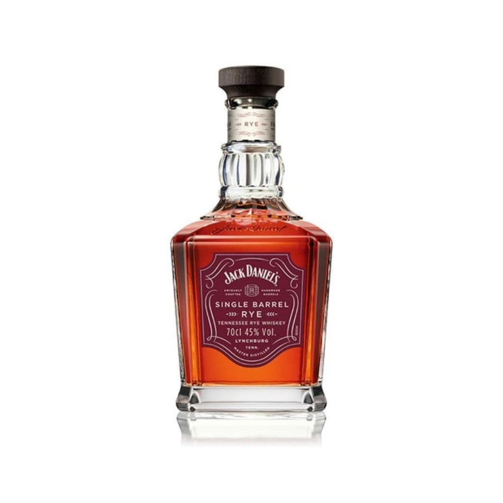 Jack Daniels Single Barrel 4 Year Rye 45% 700ml