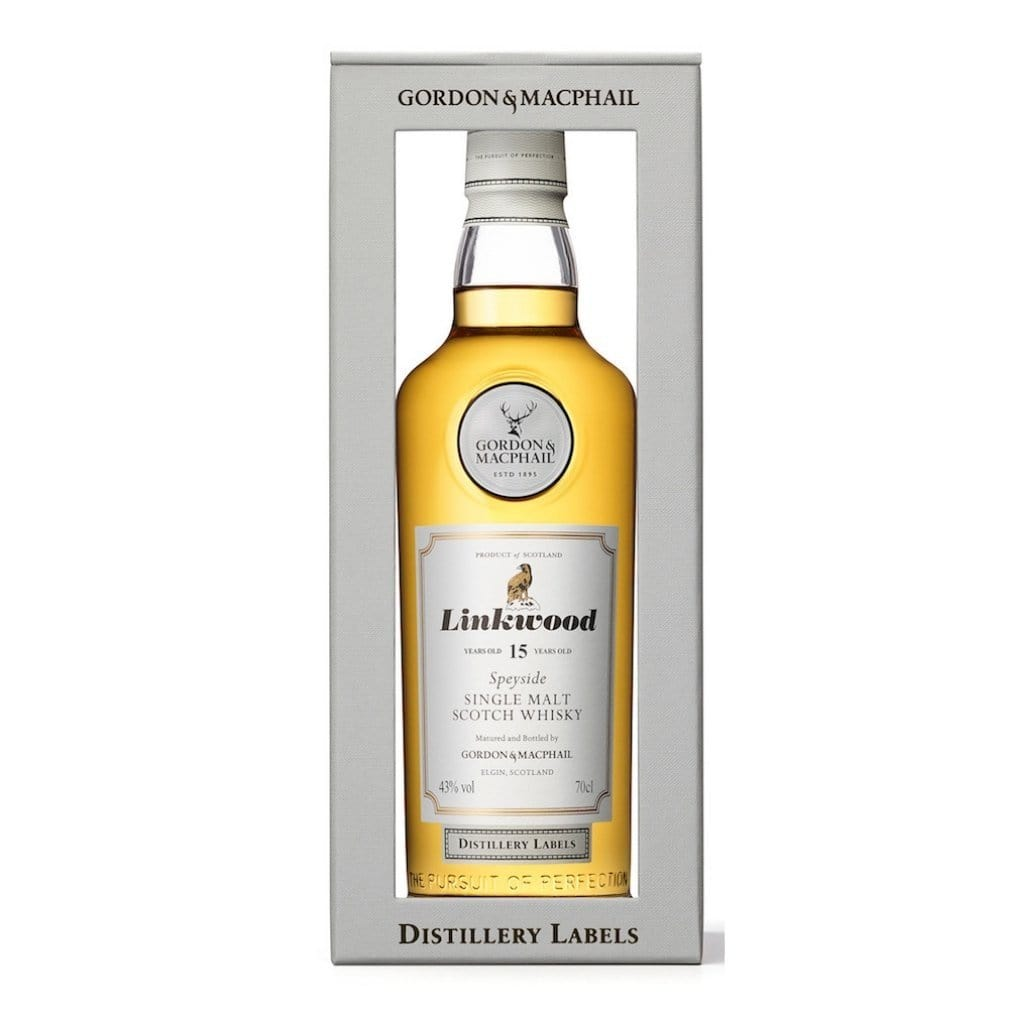 Gordon & Macphail - Distillery Labels Linkwood 15YO 43% 700ml