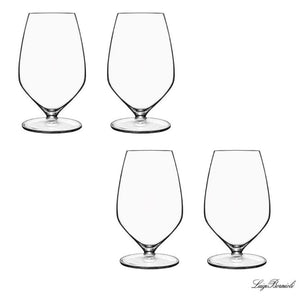Luigi Bormioli T-Glass Sauvignon Crystal Glass 350 ml Set of 4