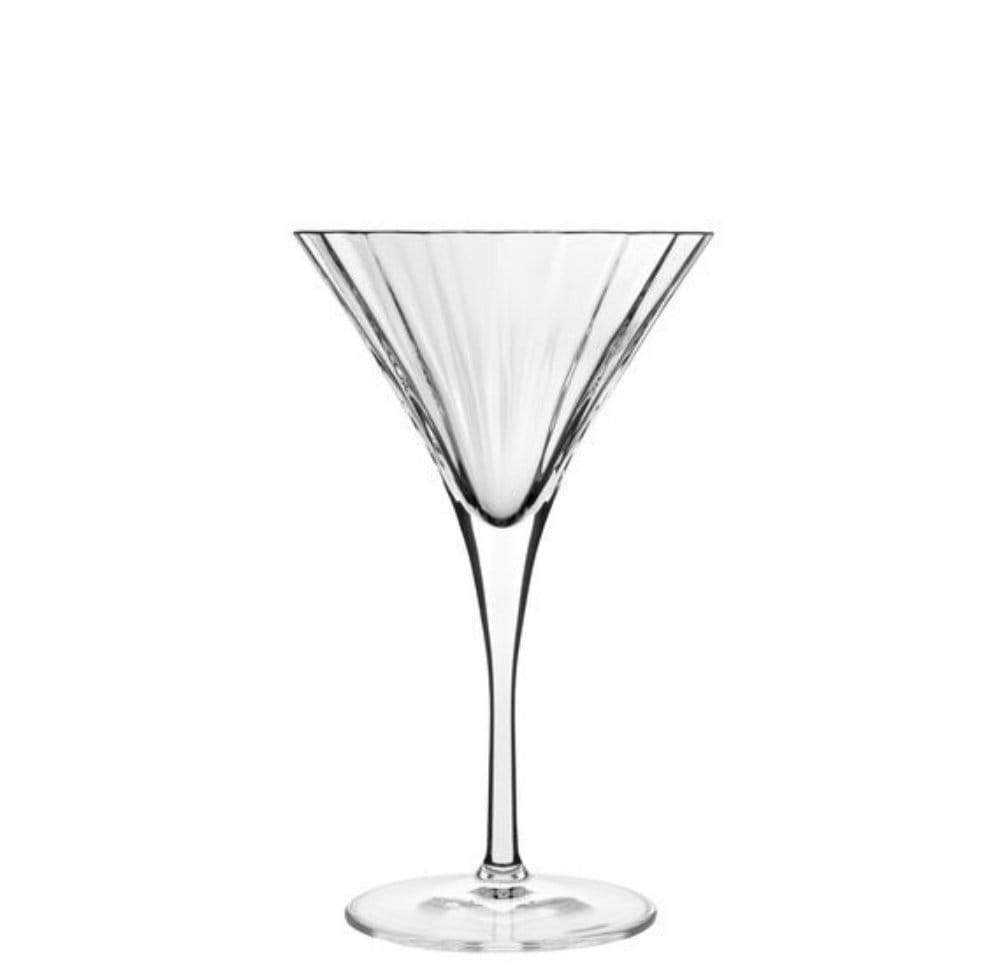 Luigi Bormioli Bach Cocktail & Martini Specialty Glasses 260ml