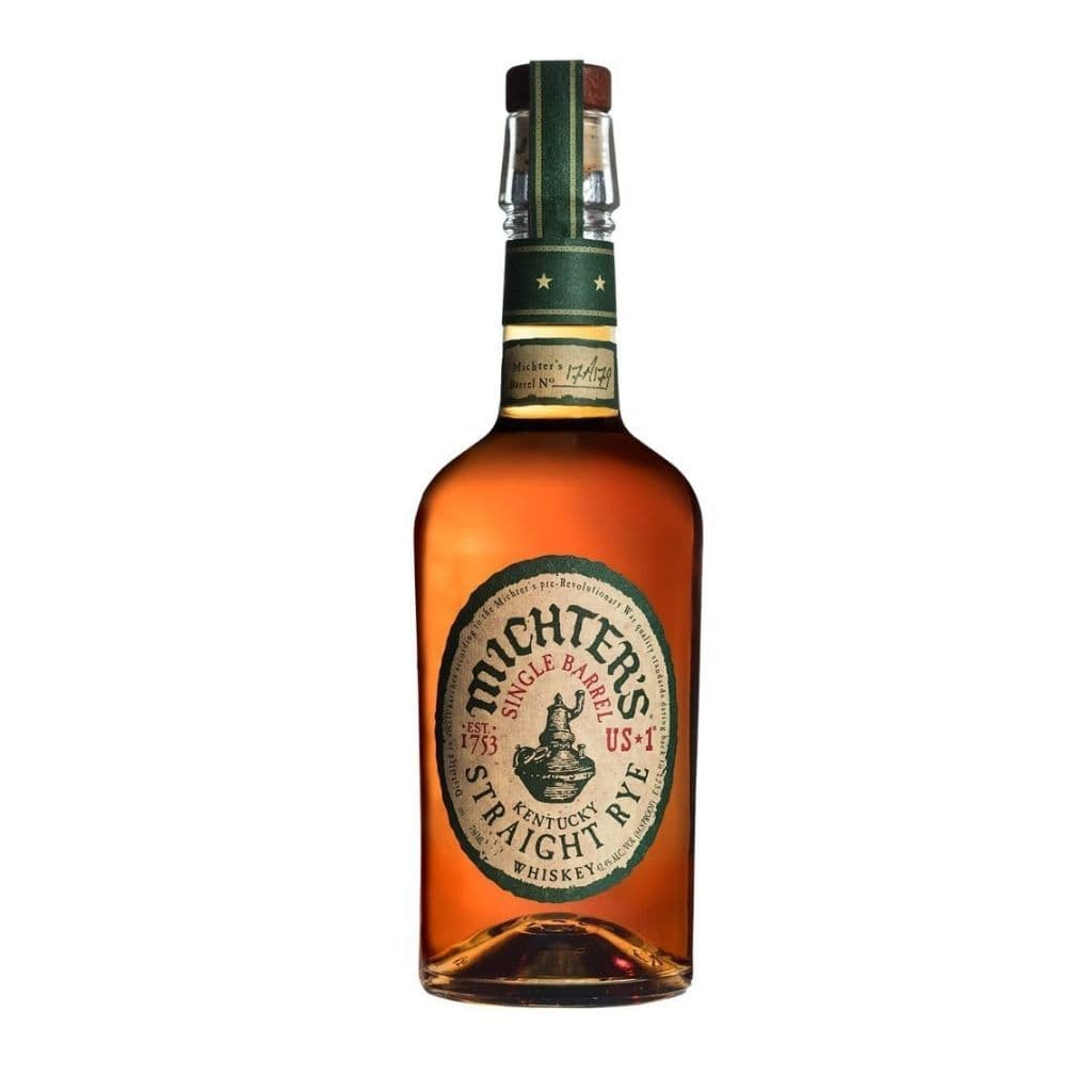 Michter's US*1 Single Barrel Rye 42.4% 700 ml