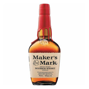 Maker's Mark Kentucky Straight Bourbon Whisky 40% 700ml