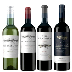 Mendoza Mixed Dozen - Save $80
