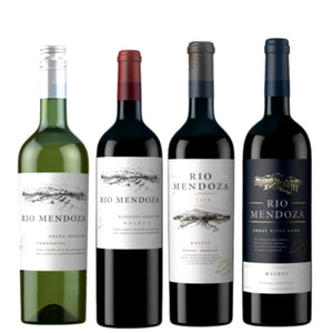 Mendoza Mixed Case of 6 Bottles - Save $40
