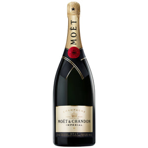 Personalised Moet & Chandon Magnum Brut Imperial Champagne NV 1500ml