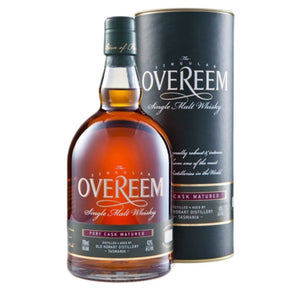 Overeem Port Cask Matured Whisky 43% 700ml