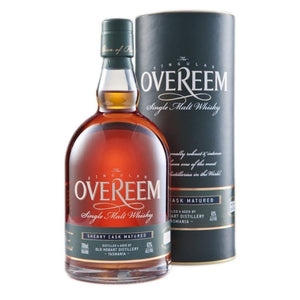 Overeem Sherry Cask Matured Whisky 43% 700ml