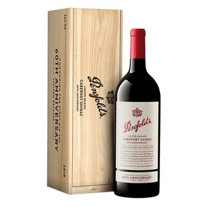 Penfolds Limited Release Cabernet Shiraz 60th Anniversary Magnum