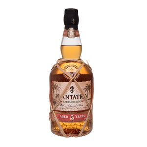 Plantation 5 Year Barbados Rum 40% 700ml