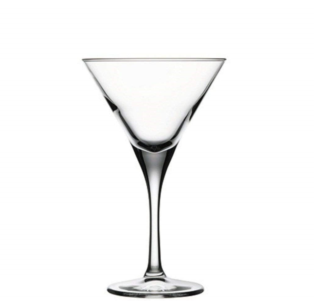 Pasabahce V-Line Martini Glass 250ml - 12 Pack