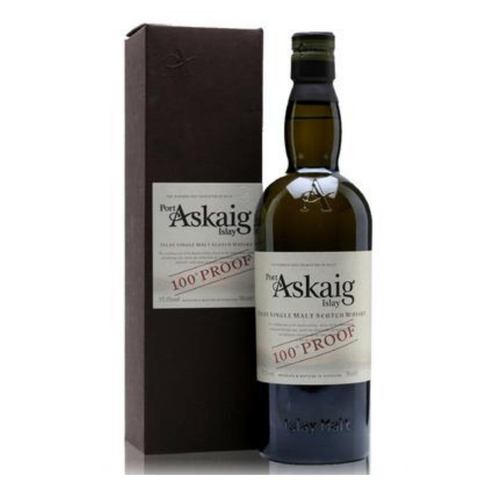 Port Askaig 100 Proof 57.1% 700ml bottle