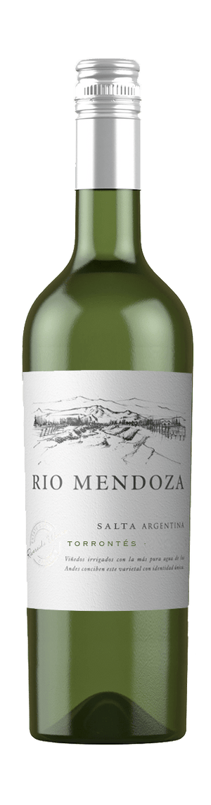 Rio Mendoza Torrontes White Wine 750ml  - 12 Pack