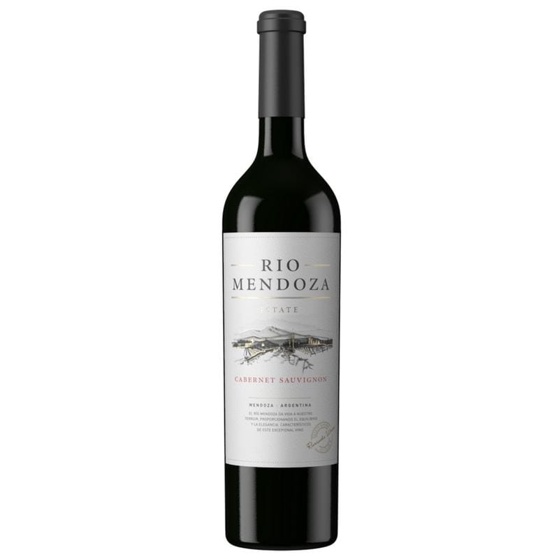 Rio Mendoza Estate Cabernet Sauvignon 2016, 12pk - $27.50/Bottle