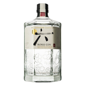Roku Japanese Craft Gin 43% 700ml