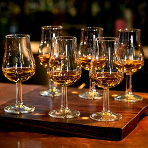 6 Pack Royal Leedham Specialist Whisky Tasting Glass