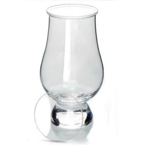 2 Pack Original Glencairn Whisky Glass + Watch Cover