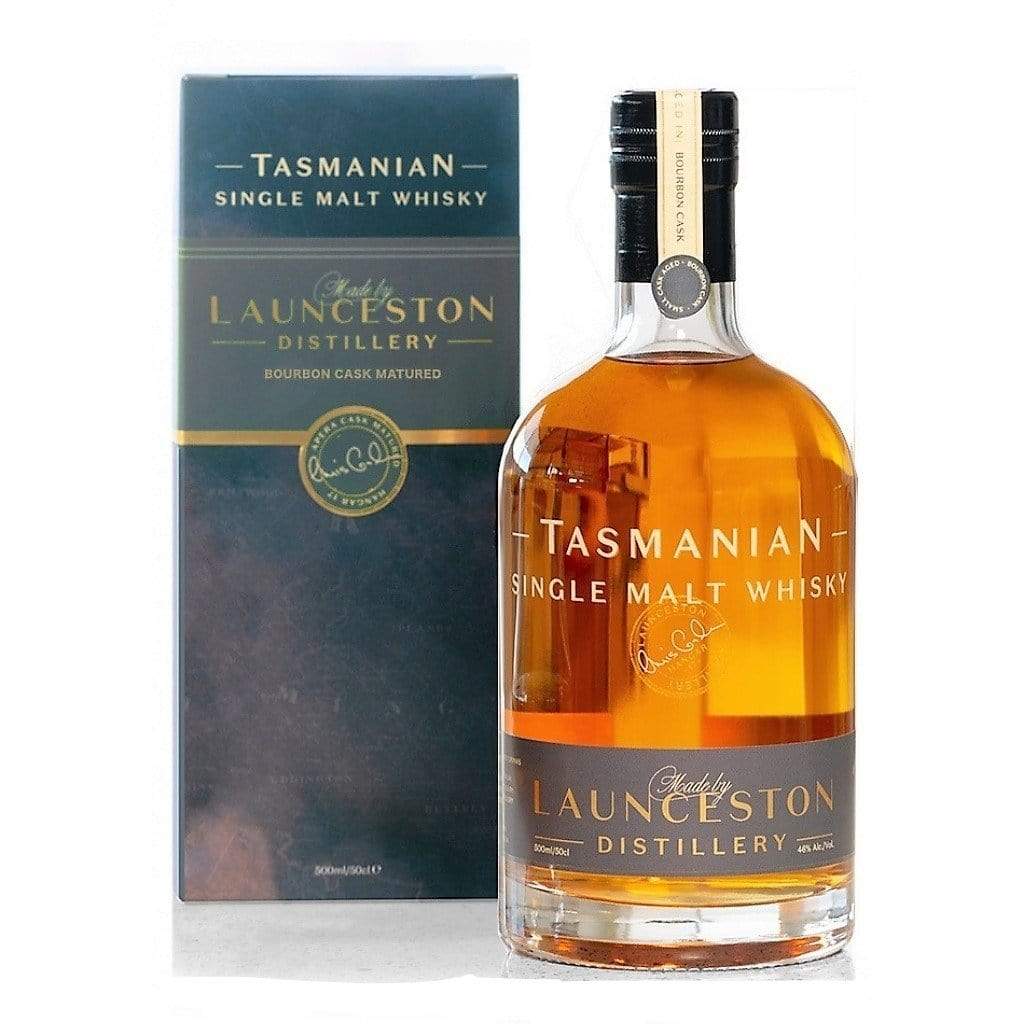 Launceston Distillery Bourbon Cask Batch 17-04 46% 500ml