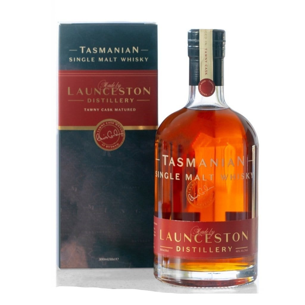 Launceston Distillery Tawny Cask Batch 17-05 46% 500ml