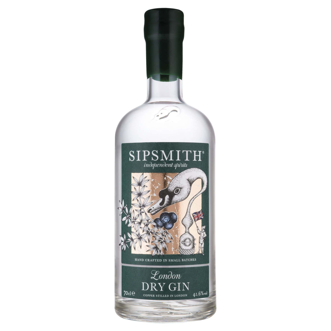 SipSmith London Dry Gin 41.6% 700ml