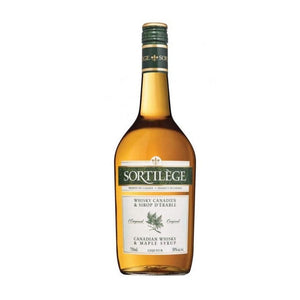 Sortilege Liqueur whisky and maple syrup 30% 750ml