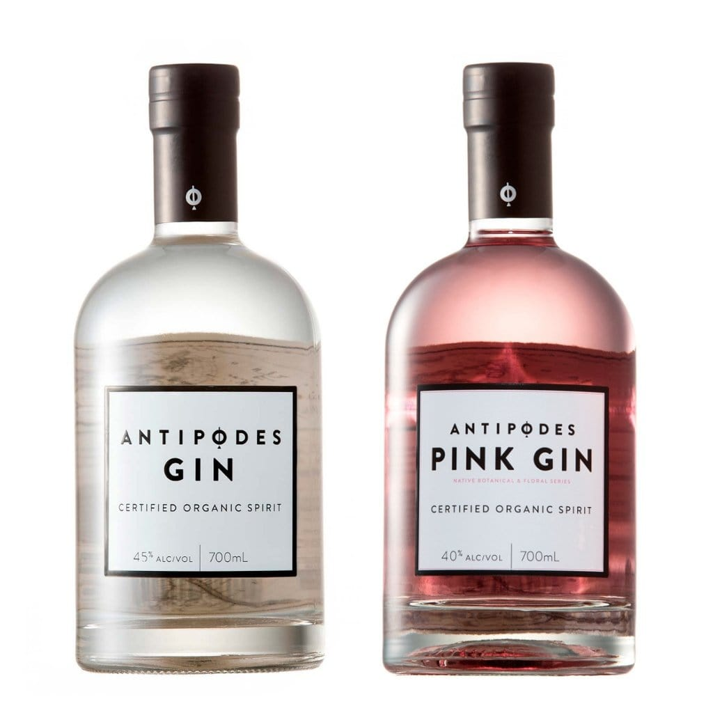 Antipodes Gin & Pink Gin Twin Pack