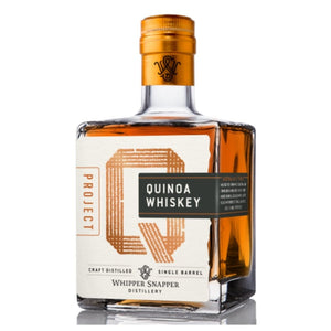 Whipper Snapper Distillery Quinoa Whisky 46.5% 500ml
