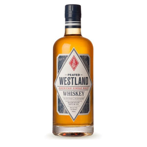 Westland Peated Singe Malt 46% 700ml bottle