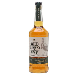 Wild Turkey Straight Rye Whiskey 40.5% 700 ml
