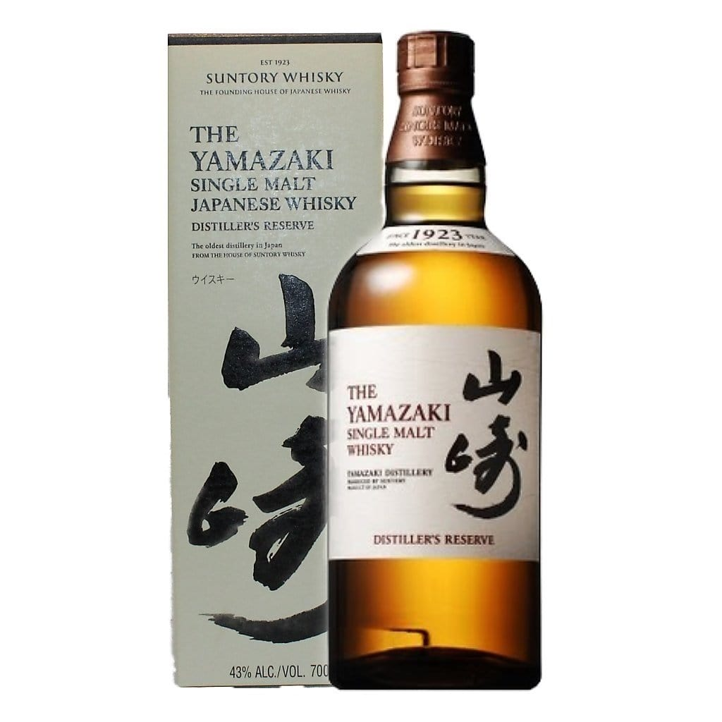 Yamazaki Distiller's Reserve Single Malt Japanese Whisky