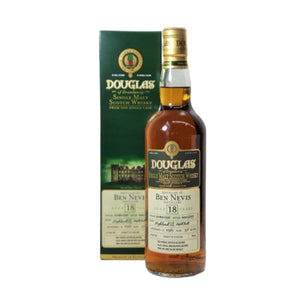 DOD Ben Nevis Cask Strength 18 YO Single Cask 54.7% 700ml